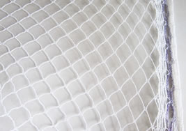 Agricultural HDPE Knotless Bird Net For Fruit