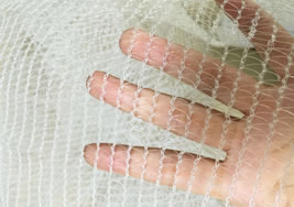 White Color Anti Hail Net