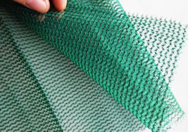100% New Material Hdpe Green Construction Scaffold Safety Net