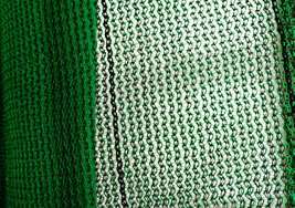 HDPE Construction Green Safety Net for Outside Building
