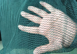 Agriculture Used Bale Knitted Olive Netting