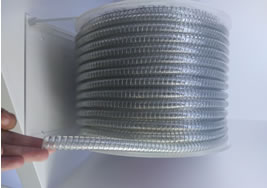 PVC Braided Steel Wire Hose