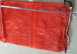 2kg Supermarket Fruits Mesh Bag