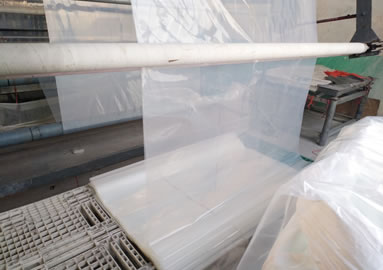 Transparent Po Plastic Film