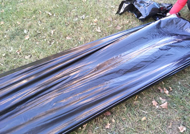 Black Mulch Film For Agriculture