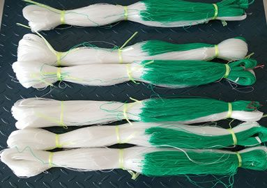 18*18 Cm Long Bean White/Green Climb Net